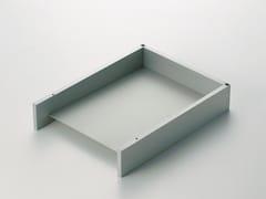 Vaschetta portadocumenti in alluminioALIGN LINE | Vaschetta portadocumenti - TAKEDA CO.