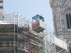 Elevatore da cantiereALIMAK TPL 500/700 - ALIMAK GROUP ITALY