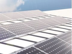 RENOLIT ALKORPLAN Roofing products, ALKORSOLAR Supporto per impianto fotovoltaico