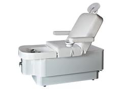 Poltrona massaggiante per pedicure in poliuretanoALL IN ONE - NILO