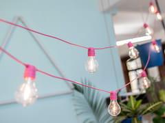 Lampada a sospensione per esterno a LED su caviALLEGRA - NEWGARDEN SPAIN