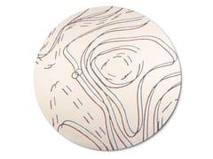 Tappeto rotondo in lanaALLEN | Tappeto - DELIGHTFULL