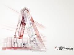 Allplan Italia, ALLPLAN ARCHITECTURE Software integrato CAD computo