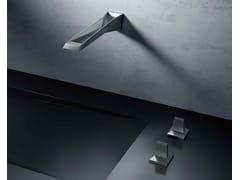 Rubinetto per lavabo a muro con rosette separateALLURE BRILLIANT ICON 3D | Rubinetto per lavabo a muro - GROHE