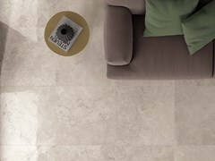 Lastra in gres porcellanatoALPES RAW Ivory - ABK GROUP INDUSTRIE CERAMICHE