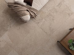 Lastra in gres porcellanato ALPES RAW Sand - ABK GROUP INDUSTRIE CERAMICHE