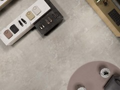 Lastra in gres porcellanatoALPES WIDE Ivory - ABK GROUP INDUSTRIE CERAMICHE