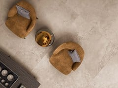 Lastra in gres porcellanatoALPES WIDE Sand - ABK GROUP INDUSTRIE CERAMICHE