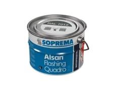Resina poliuretanica monocomponenteALSAN FLASHING QUADRO - SOPREMA GROUP