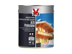 Protettivo completo ad alta protezione per legnoALTA PROTEZIONE - V33 ITALIA
