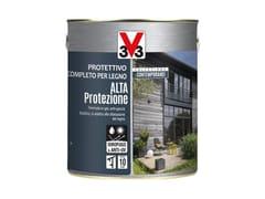 Protettivo completo ad alta protezione per legnoALTA PROTEZIONE - I CONTEMPORANEI - V33 ITALIA