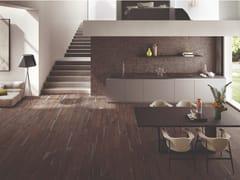 Pavimento/rivestimento in gres porcellanato effetto legnoALTER BRUCIATO - PROVENZA BY EMILGROUP
