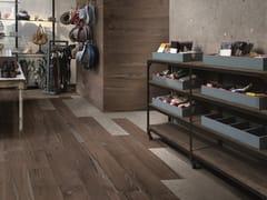 Provenza, ALTER BRUCIATO Pavimento/rivestimento in gres porcellanato effetto legno