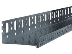 Knauf Italia, ALU 56/81 Profilo per facciata ventilata in alluminio
