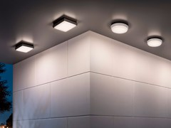 Plafoniere Da Esterno Soffitto : Lampade da soffitto per esterno edilportale