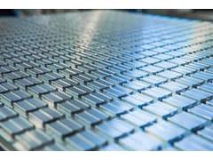 Pavimento in alluminioALUPLANA   Pavimento - ALUSCALAE