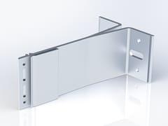 """Staffa ad """"L"""" ricavata da estrusione di alluminioALX 220 - REDCIRCLE"""