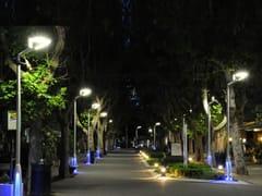 Neri, ALYA Lampione stradale a LED