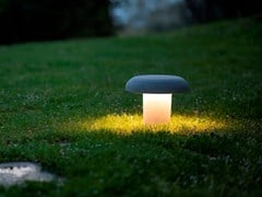 Lampada da terra per esterno a LEDAMANITA - MARTINELLI LUCE