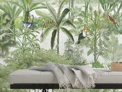 Isidore Leroy, AMAZONE NATURAL Carta da parati panoramica in carta non tessuta con paesaggi