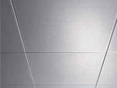 Pannelli per controsoffitto acustico in metallo AMF MONDENA® - Sistema A - AMF Mondena®