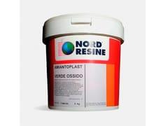 Rivestimento incapsulante di tipo A per lastre in cemento-amiantoAMIANTOPLAST - NORD RESINE