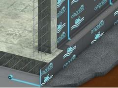 Volteco, AMPHIBIA™ POST-GETTO Membrana impermeabilizzante multistrato autoriparante