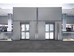 APAVISA, ANARCHY Pavimento/rivestimento in gres porcellanato tecnico effetto cemento