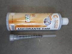 Seico Compositi, ANCORANTE CHIMICO V400 Ancorante chimico