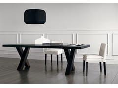 Tavolo da pranzo rettangolareANDREA - CASAMILANO
