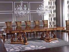 Tavolo rettangolare in legnoANDREAS | Tavolo - ARVESTYLE