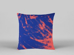 Cuscino a motivi pop art quadrato in tessuto ANDY WARHOL - AW01 - Henzel Studio Heritage: Andy Warhol / Art Pillows