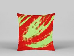 Cuscino a motivi pop art quadrato in tessuto ANDY WARHOL - AW03 - Henzel Studio Heritage: Andy Warhol / Art Pillows