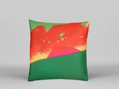 Cuscino a motivi pop art quadrato in tessuto ANDY WARHOL - AW04 - Henzel Studio Heritage: Andy Warhol / Art Pillows