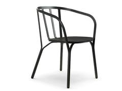 Sedia in alluminioANGEL   Sedia - ROCHE BOBOIS