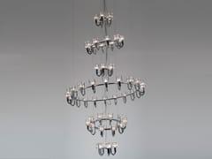 Lampadario in cristalloANGIE EX01 - PATRIZIA GARGANTI