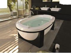 Vasca da bagno centro stanza ovaleANIMA DESIGN - JACUZZI® EUROPE