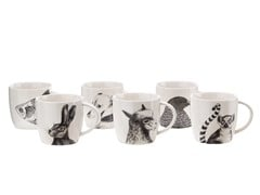 Mug in ceramicaANIMALS | Mug - POLS POTTEN