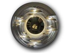 Lampada da parete in metalloANODINE CIRCLE LIGHT - PAOLO CASTELLI