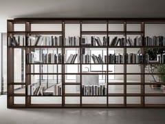 Libreria a giorno con illuminazioneANTIBES | Libreria a giorno - BOFFI