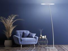 Lampada da terra a LED a luce diretta in metalloANTIGUA_FL - LINEA LIGHT GROUP