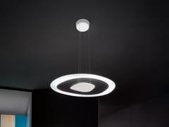 Lampada a sospensione a LED in vetroANTIGUA_P - LINEA LIGHT GROUP
