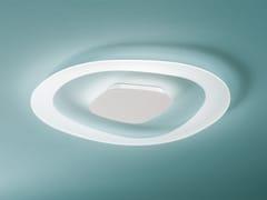 Plafoniera a LED in vetroANTIGUA_S - LINEA LIGHT GROUP