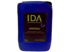 Liquido preventivo antisale per il risanamentoANTISALI - IDA