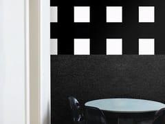 Carta da parati geometrica lavabileANTITESI - MACROBLACK - TEXTURAE