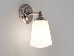 Astro Lighting, ANTON Lampada da parete a luce diretta in metallo in stile moderno con braccio fisso