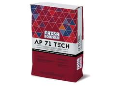 FASSA, AP 71 TECH Adesivo a media elasticità per pavimenti e rivestimenti