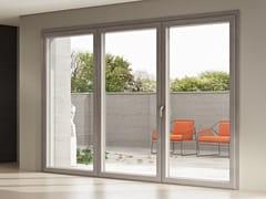 Porta-finestra in alluminio e legno APHRODITE 86 - Aphrodite