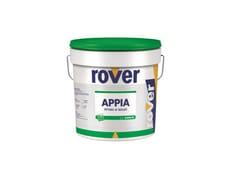 Pittura minerale a base di silicato di potassioAPPIA - ROVER