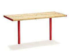 VESTRE, APRIL | Tavolo per spazi pubblici  Tavolo per spazi pubblici